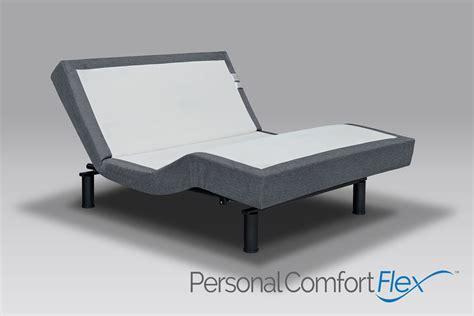 deluxe adjustable bed personal comfort flex base 5