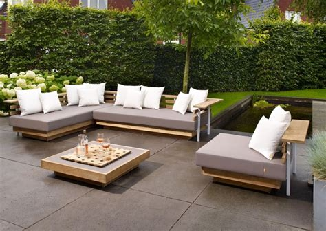 Innovative Patio Pads For Chairs And Low Profile Modern Modern Patio Sofa