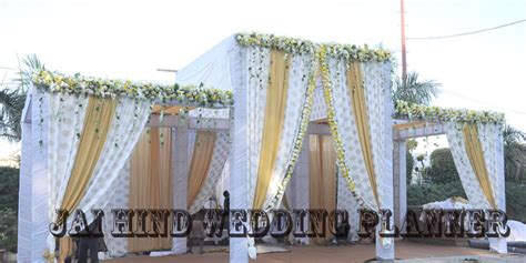 House Planer wedding tent decorations in chandigarh our services