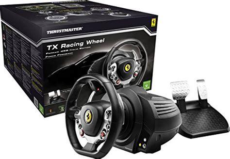 tx racing wheel 458 lenkrad thrustmaster tx racing wheel 458 italia