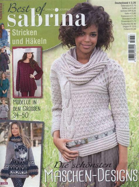 Sabrina Knitt 1 sabrina special s2383 best of sabrina 2015 轻描淡写 轻描淡写 журналы по вязанию