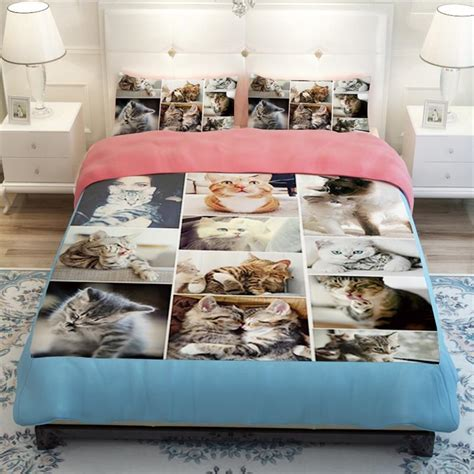 dog bed sheets dog print bedding sets cotton bed sheets bedspread kids