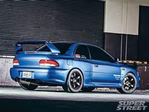 1999 Subaru Impreza Rs 1999 Subaru Impreza 2 5rs Craze191st