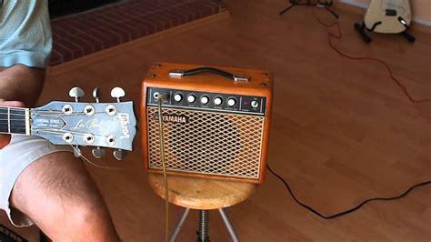 Small Home Guitar Lifier Yamaha Nippon Gakki G 5 Small Guitar