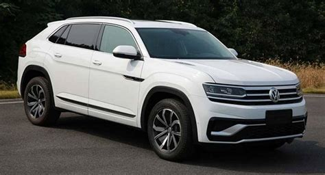 vw atlas cross sport heres  production version carscoops