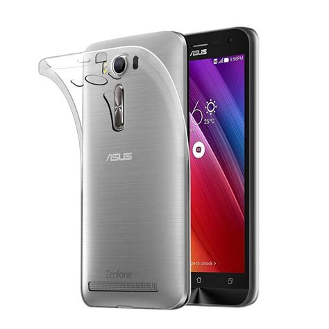 Silicon Asus Zenfone 6 coque silicone transparente pour asus zenfone 2 laser 6