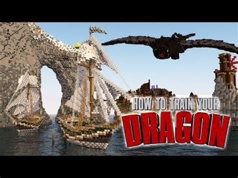 minecraft boat train minecraft how to train your dragon ep 3 quot viking boats