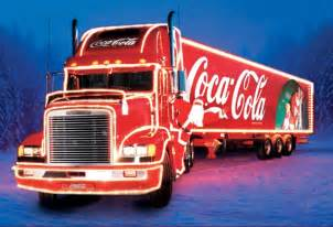 coca cola truck is coming to tamworth andrew
