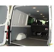 2010 Mercedes Benz Sprinter 2500 Cargo Van Interior Photo