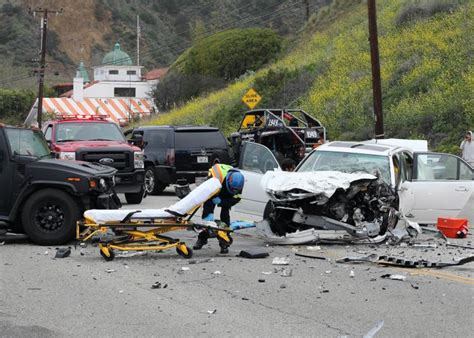 Accident On Pch - bruce jenner involved in deadly car crash in malibu ny daily news