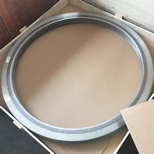 Spiral Wound Gasket 4 150 Winding Ss316 Inner C S Outer C W Gf Ches 2 industrial gaskets flange gaskets custom gaskets landee