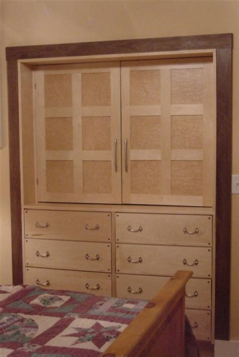 built in dresser for master bedroom craftsman home built in dresser traditional bedroom