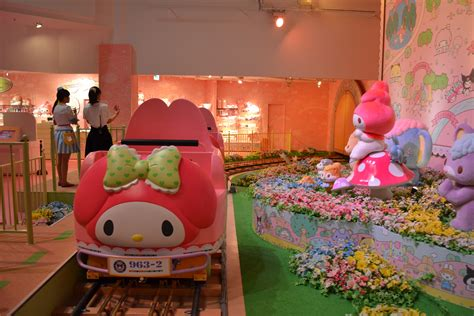 hello kitty theme park say hello to puroland s newest addition the time out