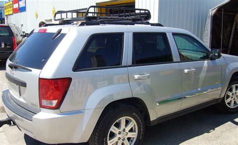 Jeep Wk Roof Rack Jeep Grand Roof Rack Guide Photo Gallery