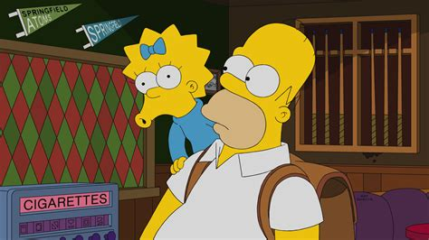 The Simpsons by Dueling Plotlines Both Miss The On A Pleasantly
