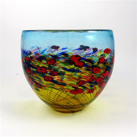 Art Glass Vases And Bowls Robert Held Art Glass In Vancouver Vases And Bowls At