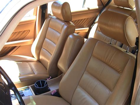 Leather Upholstery Kits Tamerlane S Thoughts Mercedes W126 300se Buyers Guide