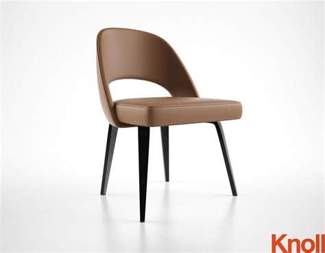 Chair Models by Knoll Saarinen Chair 3d Model Max Obj Fbx Mtl Cgtrader