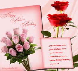 belated happy birthday cards gangcraft net