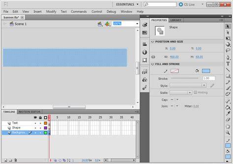 flash tutorial for website adobe flash cs5 tutorial web development design caroldoey