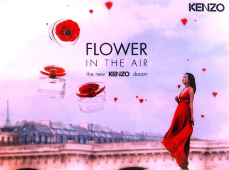 Kenzo Flower In The Air For Edp 100ml kenzo flower in the air edp tester 100ml n scent