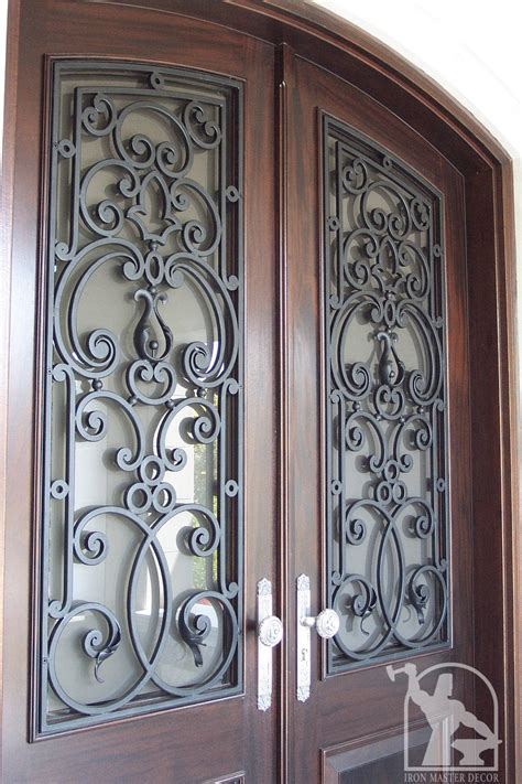 Home Interior Railings by Wrought Iron Front Door Photo Gallery Iron Master