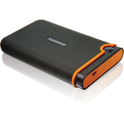transcend 320gb storejet 25m portable drive
