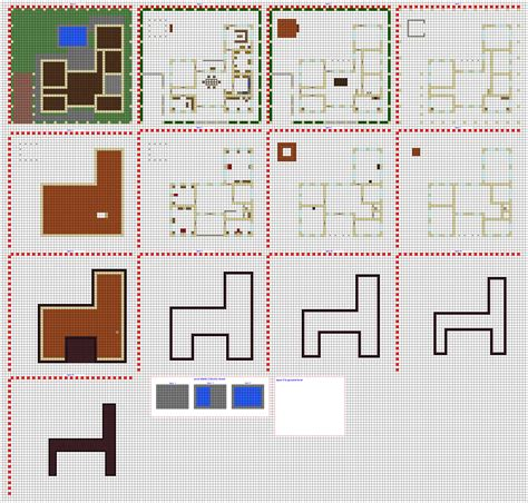 minecraft modern house floor plans modern home wip pt2 by coltcoyote deviantart com on