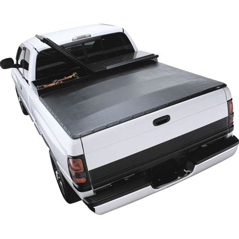 truck bed cover with tool box extang tonneau cover new ram truck vinyl tool box tonno
