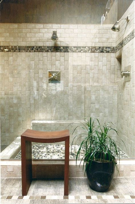 river rock bathroom ideas river rock bathroom bathroom contemporary with shower