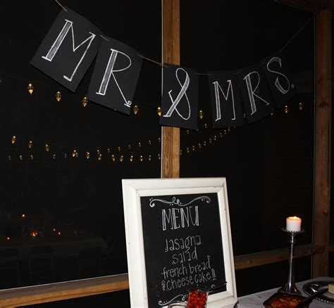 mr and mrs home decor mr and mrs party decor the hamby home