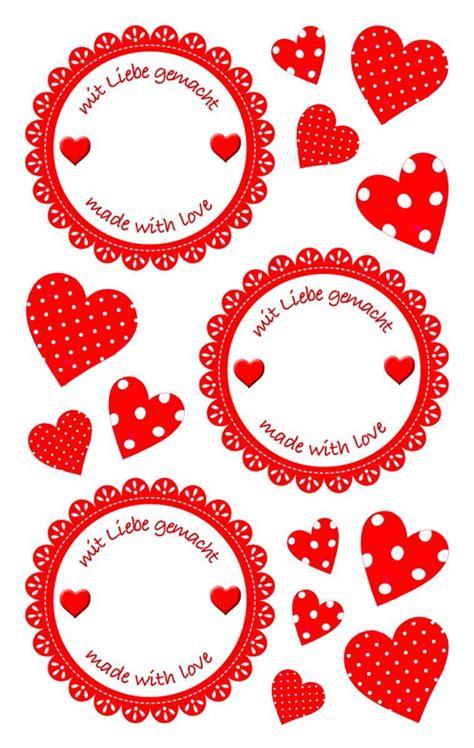 Etiketten Marmelade Selbst Gemacht by Z Design Marmeladen Etiketten Schriftzug Mit Liebe