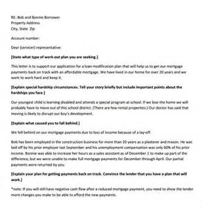 financial hardship letters 7 download free documents in