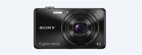 Kamera Sony Wx220 digicam in pink gold und schwarz cyber dsc