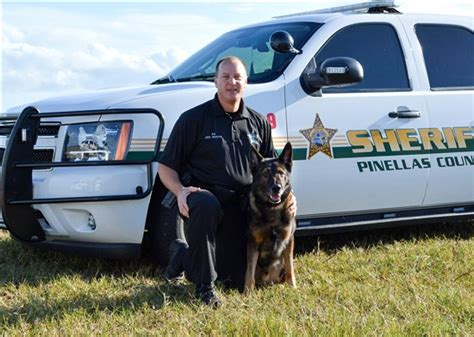 Pinellas County Sheriff Office K 9 Flickr Photo by 15 023 K 9 Deputy Martin And K 9 Jager Receive Award From United States Canine Association