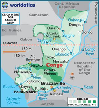 congo river map pin congo river map on