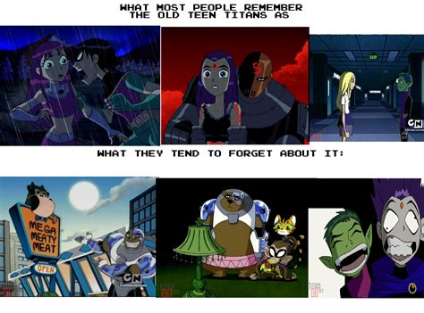 Teen Titans Memes - the truth hurts teen titans know your meme