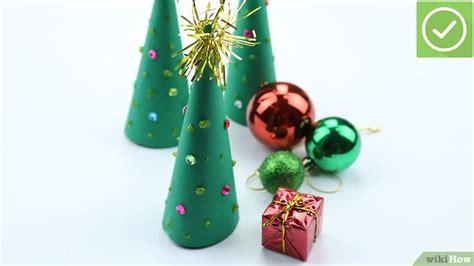 cara membuat bunga dari kertas metalik cara membuat pohon natal kertas wikihow