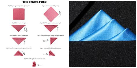 Square Pocket different ways to fold a pocket square trendyoutlook