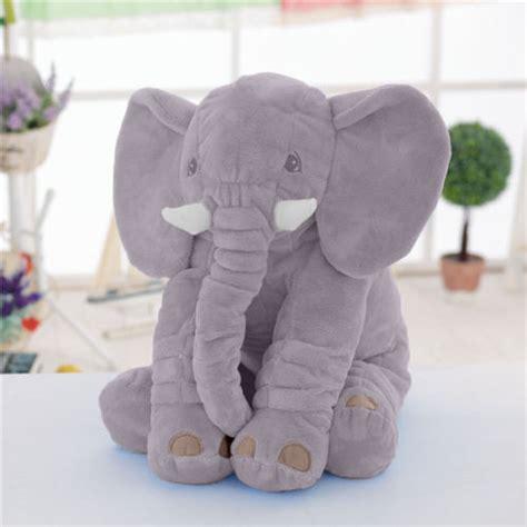 large stuffed new stuffed elephant doll stuffed animal pillow large