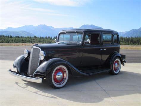 4 Door Chevy by 1935 Chevy 4 Door Sedan