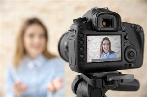 blogger video camera want to start shooting video in house but still want a