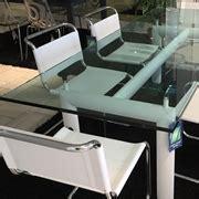 tavolo cristallo le corbusier cassina prezzi outlet offerte e sconti