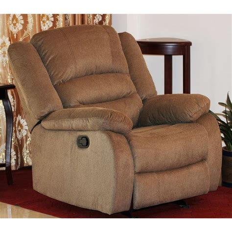 Brown Rocker Recliner Chair Home Decorators Collection Leather Recliner And Ottoman