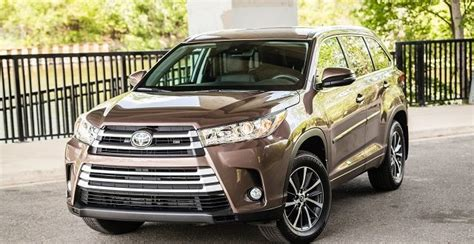 Toyota Upcoming Suv 2020 by 2020 Toyota Highlander Hybrid Release Date Redesign