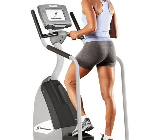 stairmaster sc5 with 10 touch screen easyfitness