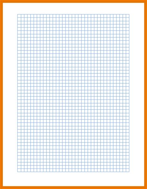 Number Names Worksheets 187 Free Graph Paper Free Printable Worksheets For Pre School Children Microsoft Word Graph Paper Template