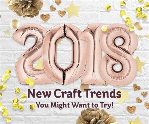 7 Trendy Crafts To Try by Hobbycraft New Ideas From The Hobbycraft Milled