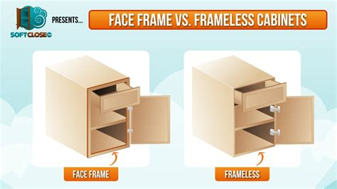 face frame cabinets vs frameless frequently asked questions soft close ders hardware