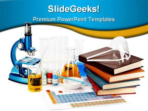 templates for powerpoint free download science books flasks science powerpoint template 0810